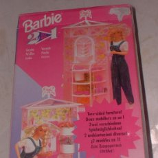 Barbie y Ken: BARBIE 2 EN 1 JARDIN Y PORCHE, DE MATTEL, EN CAJA. CC. Lote 22584391