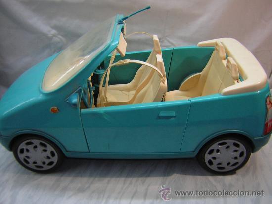 Pilas Mattel Coche BarbieFunciona Con 1999 hdtsCrQx