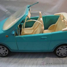 Barbie y Ken: COCHE BARBIE . FUNCIONA CON PILAS MATTEL 1999. Lote 27459316