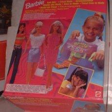 Barbie y Ken: BARBIE TRICOT, DE MATTEL, EN CAJA ( GA-32 ) CC.. Lote 22096831
