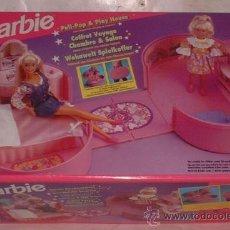 Barbie y Ken: BARBIE CASA MALETIN SORPRESA, DE MATTEL, EN CAJA. CC. Lote 26652962