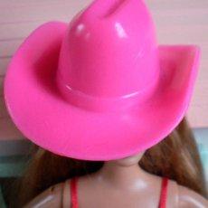 Barbie y Ken: BARBIE SOMBRERO ORIGINAL . Lote 26410030