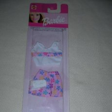 Barbie y Ken: ANTIGUO BLISTER CONJUNTO BARBIE. Lote 26906218