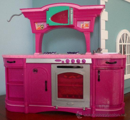 Muebles Barbie Original Cocina Sold Through Direct Sale 27993353