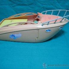 Barbie y Ken: BARBIE LANCHA DE PASEO FABRICADA EN RUMANIA 2002 MATTEL. Lote 29205655