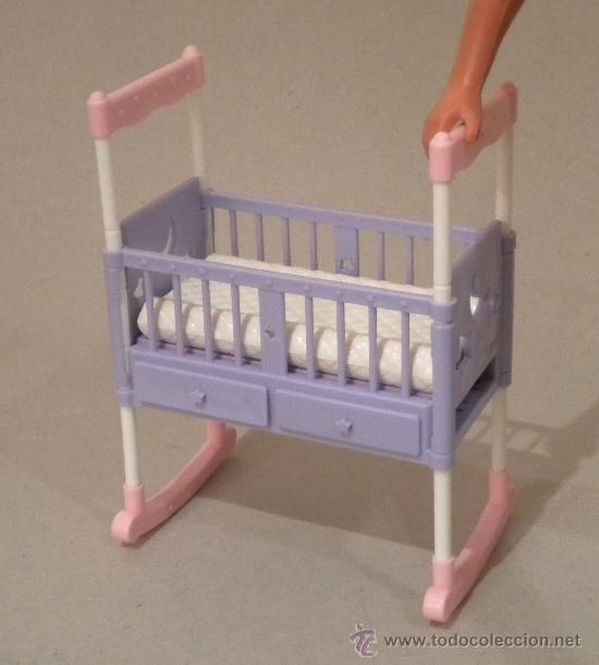 muebles de juguete barbie. cuna bebe - Comprar Barbie y Ken ...