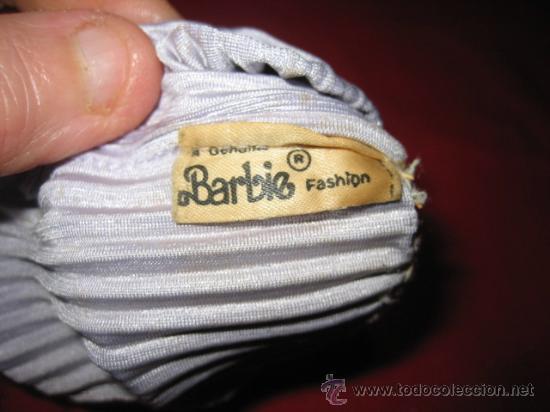 Barbie y Ken: BARBIE VESTIDO FASHION - Foto 3 - 30074847