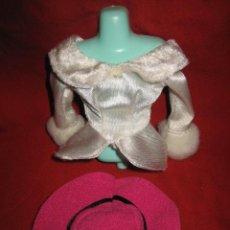 Barbie y Ken: BARBIE CUERPO Y SOMBRERO . Lote 30091451