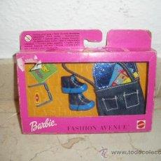 Barbie y Ken: BARBIE - COMPLEMENTOD BARBIE FHASHION AVENUE REF 25751, 111-1. Lote 30311253