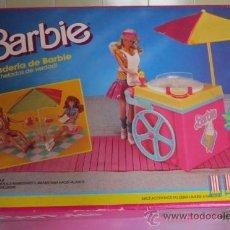 Barbie y Ken: ACCESORIO HELADERIA DE BARBIE, EN CAJA. CC. Lote 31840768