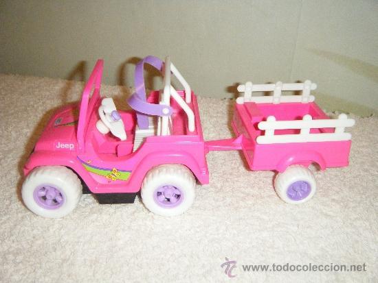 jeep barbie e ken