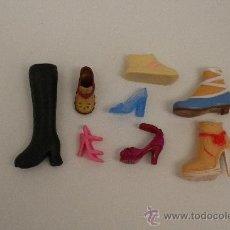 Barbie y Ken: ACCESORIOS PARA BARBIE.#4. ZAPATOS PARA LA BARBIE.. Lote 32452442
