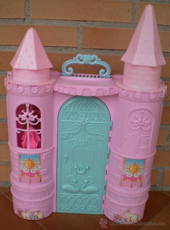 CASA PALACIO PRINCESA BARBIE, MATTEL 2003 (Juguetes - Muñeca Extranjera Moderna - Barbie y Ken - Vestidos y Accesorios)