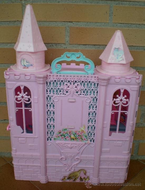 Barbie y Ken: Casa palacio princesa Barbie, Mattel 2003 - Foto 2 - 32668987