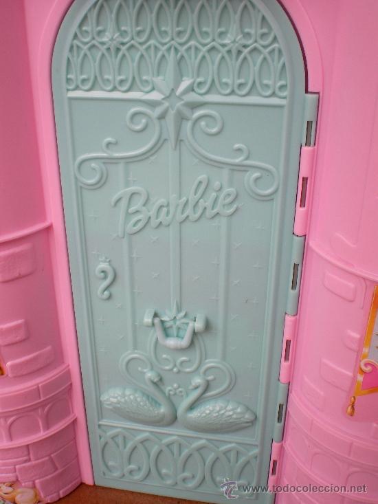 Barbie y Ken: Casa palacio princesa Barbie, Mattel 2003 - Foto 3 - 32668987