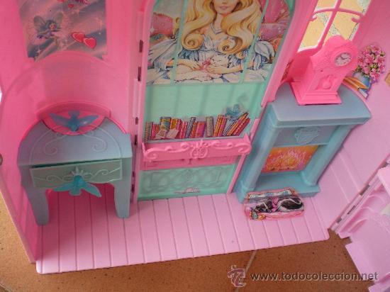Barbie y Ken: Casa palacio princesa Barbie, Mattel 2003 - Foto 5 - 32668987