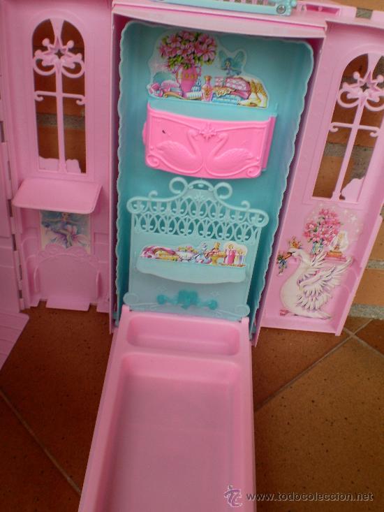 Barbie y Ken: Casa palacio princesa Barbie, Mattel 2003 - Foto 6 - 32668987