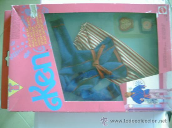 VESTIDO DE KEN CON CAJA (Juguetes - Muñeca Extranjera Moderna - Barbie y Ken - Vestidos y Accesorios)