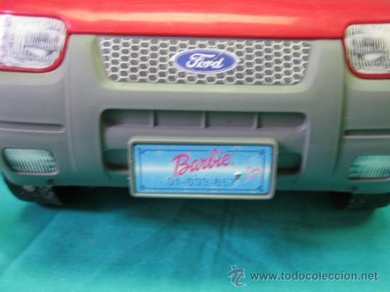 Barbie y Ken: Muñeca Barbie con coche - Foto 6 - 56859650