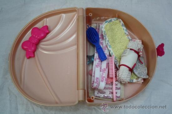 Barbie y Ken: Maletín para Muñecas Barbie con accesorios - Fabricado por Mattel - Foto 2 - 33343145