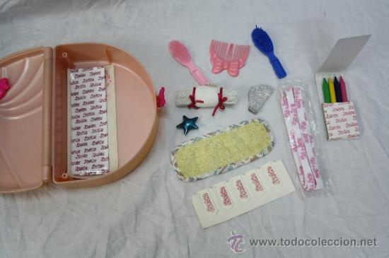 Barbie y Ken: Maletín para Muñecas Barbie con accesorios - Fabricado por Mattel - Foto 3 - 33343145
