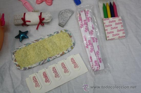 Barbie y Ken: Maletín para Muñecas Barbie con accesorios - Fabricado por Mattel - Foto 5 - 33343145