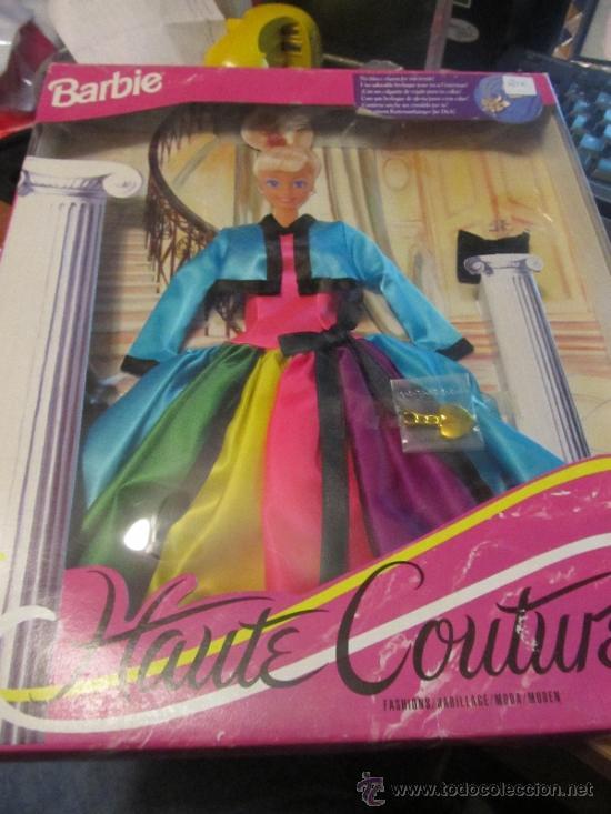 conjunto de barbie haute couture años 90 ref 12 - Acquista Barbie