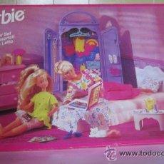 Barbie y Ken: HABITACION BARBIE, DE MATTEL, EN CAJA. CC. Lote 35989954