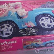 Barbie y Ken: BARBIE JEEP SPORT, DE MATTEL, EN CAJA. CC. Lote 36006711