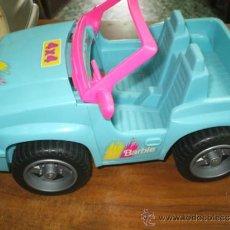 Barbie y Ken: COCHE 4X4 DE LA MUÑECA BARBIE (VER FOTOS ADICIONALES ). Lote 36958639