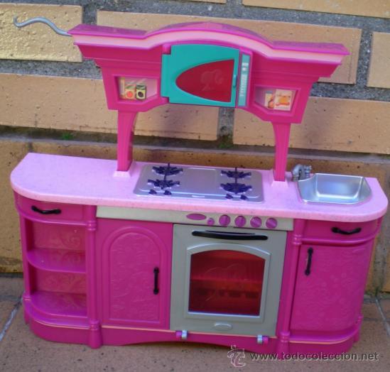Cocina Rosa De Barbie Original Buy Dresses And Accessories For