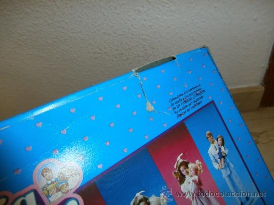 Barbie y Ken: CONJUNTO FAMILIA CORAZON, REF PETO NUM 9595, 1986 MATTEL, 111-1 - Foto 3 - 37654588