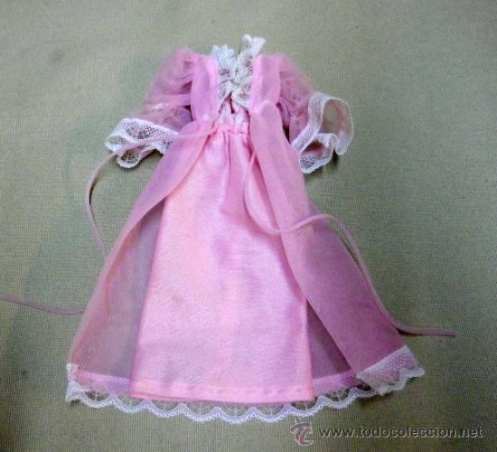 CONJUNTO CAMISON Y SALTO. ORIGINAL. MUÑECA BARBIE (Juguetes - Muñeca Extranjera Moderna - Barbie y Ken - Vestidos y Accesorios)