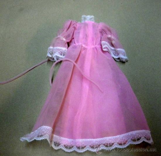 Barbie y Ken: CONJUNTO CAMISON Y SALTO. ORIGINAL. MUÑECA BARBIE - Foto 2 - 38359255