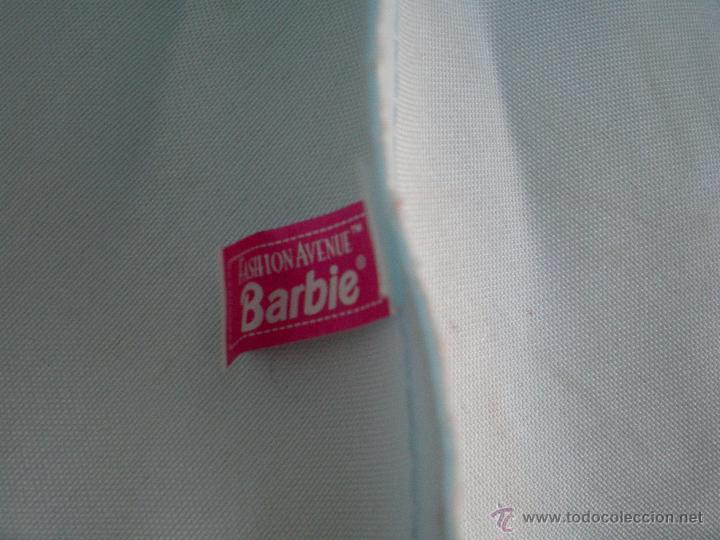 Barbie y Ken: Vestido largo azul de Barbie original, con etiqueta Fashion Avenue - Foto 2 - 39766825