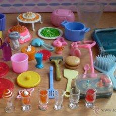 Barbie y Ken: LOTE ACCESORIOS BARBIE. Lote 40834232
