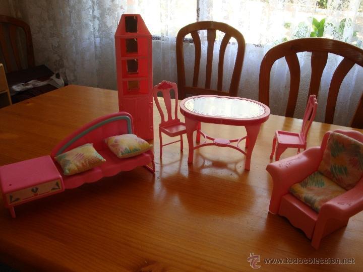 muebles de la barbie a os 80 comprar barbie y ken