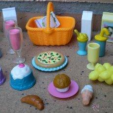 Barbie y Ken: LOTE VARIADO ACCESORIOS BARBIE. Lote 42759562