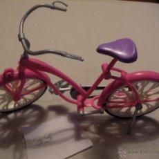 Barbie y Ken: BICICLETA BARBIE - ENVIO GRATIS A ESPAÑA. Lote 43270669