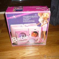 Barbie y Ken: BARBIE LAVADORA Y SECADORA AÑOS 90. Lote 43437223