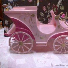 Barbie y Ken: CARROZA DE PRINCESA BARBIE. Lote 43922225