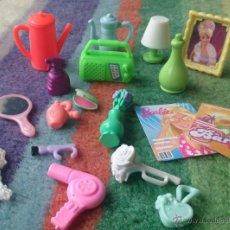 Barbie y Ken: LOTE ACCESORIOS BARBIE. Lote 44657636