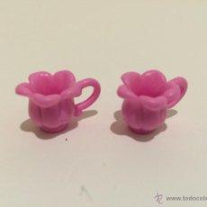 Barbie y Ken: TAZAS COCINA BARBIE EL LAGO DE LOS CISNES. Lote 44686080