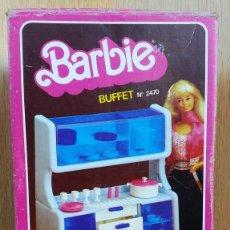 Barbie y Ken: ANTIGUA COCINA DE BARBIE DE CONGOST - MATTEL. Lote 44742966