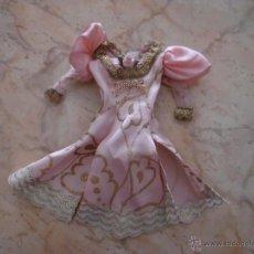 Barbie y Ken: PRECIOSO VESTIDO DE BARBIE RAPUNZEL MATTEL. Lote 206138078