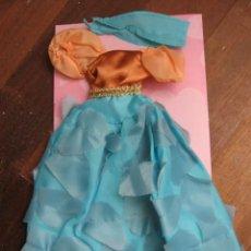 Barbie y Ken: PRECIOSO VESTIDO DE BARBIE SIN ESTRENAR. Lote 44874248