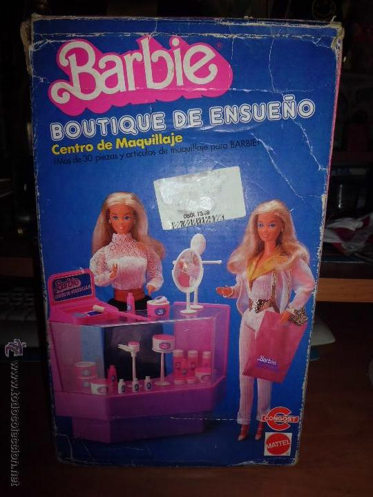 Barbie y Ken: barbie boutique de ensueño congost mattel lo que se ve en las fotos leer descripcion - Foto 1 - 44909121