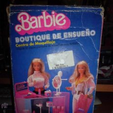 Barbie y Ken: BARBIE BOUTIQUE DE ENSUEÑO CONGOST MATTEL LO QUE SE VE EN LAS FOTOS LEER DESCRIPCION. Lote 44909121