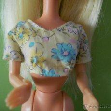 Barbie y Ken: ROPA BARBIE MATTEL , CAMISETA. Lote 44909660