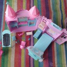 Barbie y Ken: CASA CASTILLO PRINCESA CISNE BARBIE EL LAGO DE LOS CISNES. Lote 44918519